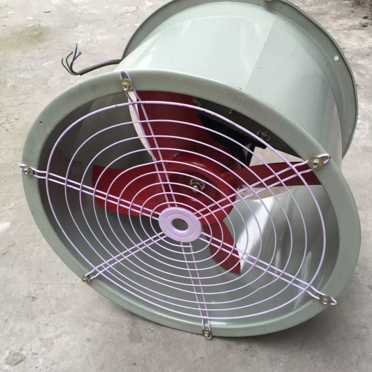金坛BT35-11-10固定式防爆通风机功率7500W