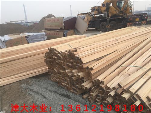 菏泽建筑木方价格厂家报价批发市场支模方木哪里卖