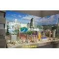湖南中浩專業制造合成氨裝置仿真模型
