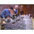 支架式铝阳极、储罐防腐铝合金牺牲阳极块