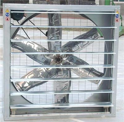 济南降温水帘厂家 厂房通风用风机水帘