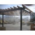 湖南喷雾降温 防热喷雾 室外喷雾降温设备