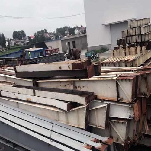 回收废旧钢结构厂房