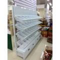 天津零食架休闲小食品架超市商超货架展示架