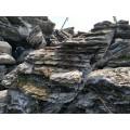 英德園林英石 造景石庭院疊石 假山英石峰石疊石制作