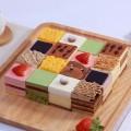港式甜品專業培訓學校,慕斯蛋糕的做法。