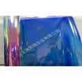 皮包箱包用PVC幻彩膜 ?#35813;?#24425;虹膜 TPU PVC复合彩虹膜