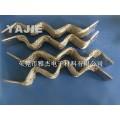 叠加式铜导电带 紫铜编织线软连接