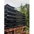 供应高质量车库透水板+4公分高凹凸型塑料排水板