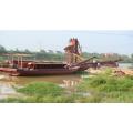 排泥船价格/水面垃圾收集船厂家