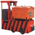 矿用电机车型号