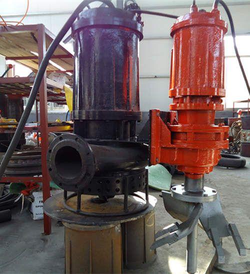 大量供应电动搅拌排砂泵 高合金耐磨砂浆泵