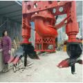 出口型无堵塞潜水渣浆泵 高耐磨电动吹填泵 好用耐磨