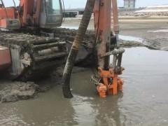 液压矿浆泵-挖机配载抽砂泵-河道清淤泥砂泵