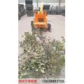 园林粉碎机木材边角料粉碎机适用范围广