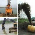 最新款大流量液压泥浆泵-挖掘机液压灰浆泵 保质