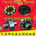 TL型彈性套柱銷聯軸器 TLL型帶制動輪柱銷聯軸器