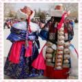 四川藏族服饰