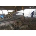 昆山施工队伍拆除回收安装厂内施工