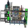 提供天窗導軌自動沖壓設備廠家