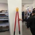 高壓絕緣夾鉗10KV熔斷器夾鉗帶電作業工具35KV0