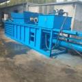 300噸立式液壓打包機 稻殼打包機 半自動立式邊角料打包機
