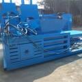 臥式液壓打包機 廢品打包機 臥式100噸廢紙殼打包機廠家