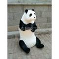 仿真大熊猫工艺模型