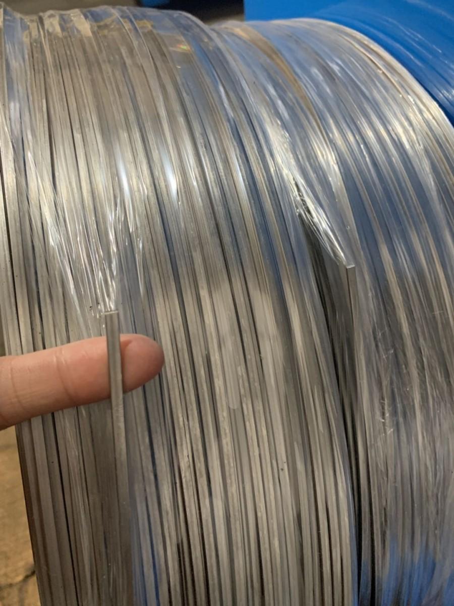 1*2碳钢扁线 上虞弹簧扁丝