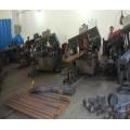 QT400-18鋼材方條長度任意切割