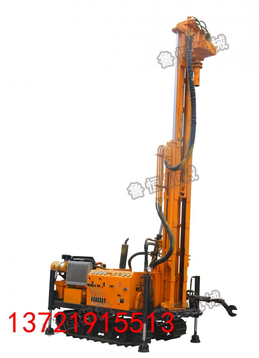 供应履带气动水井钻机 高效履带岩石钻机 可地质勘探厂家直销