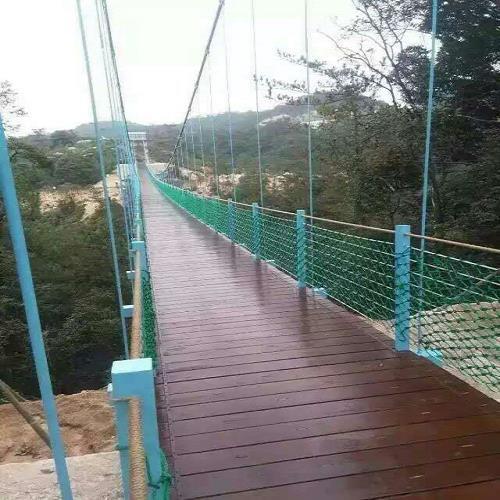 河南悬索桥设计安装