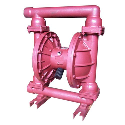 北京QBY-K铸铁气动隔膜泵供应商
