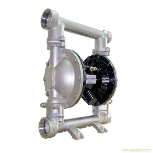 石家庄QBY-K塑料气动隔膜泵生产商