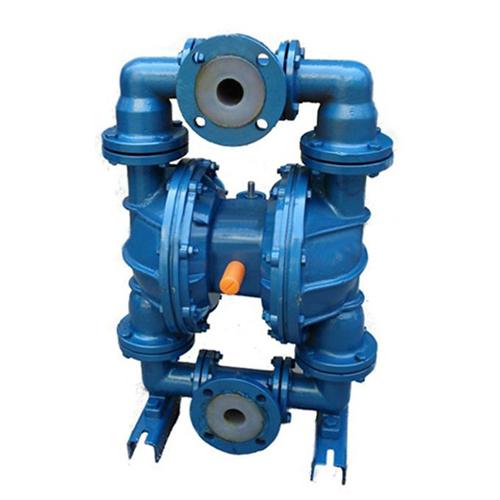 唐山QBY-K衬氟气动隔膜泵公司
