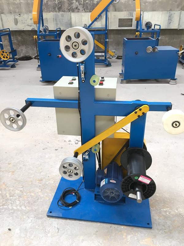 放线机 磁粉主动放料架 光纤电动放料机
