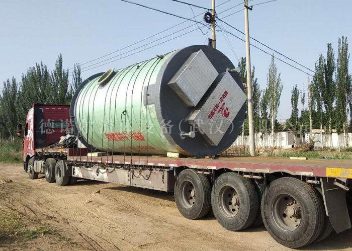 一体化提升泵站 污水提升泵站 价格
