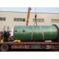 长沙 一体化玻璃钢提升泵站 生产厂家0