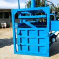 廢品壓包機報價 立式液壓打包機
