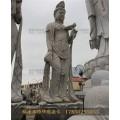 滁州隋惠安观音菩萨佛像石雕安徽石雕佛像
