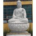 晋州公园石雕观音设计佛像石雕佛像古代
