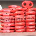 厂家现货价格18*64锯齿环 铬锰钛材质40T锯齿环