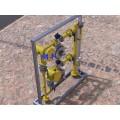 气化调压撬LNG-500定制型润丰提供