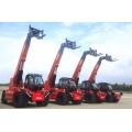多功能5吨伸缩臂叉车四驱越野8.8米举升高度伸缩臂叉装机