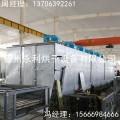 供應多層帶式熱風干燥設備 金剛砂烘干設備
