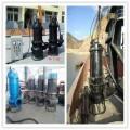 北海耐磨雨汚泵  专用沟渠大排量抽砂泵厂家现货