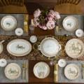 景德镇品牌骨瓷餐具定制 餐具碗盘单品礼品