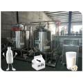 巴氏奶加工流程_液态乳生产工艺流程_牛奶工业机械