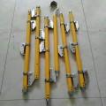 鐵路檢修 電力檢修 玻璃鋼單桿絕緣蜈蚣梯