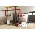 1吨燃气真空热水锅炉-0.7MW燃气热水锅炉
